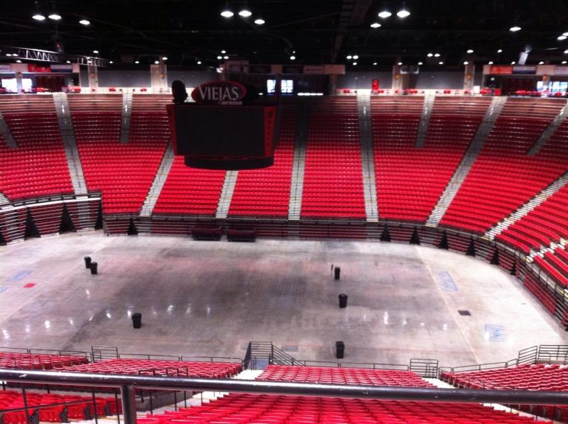 Viejas Arena Concert Seating