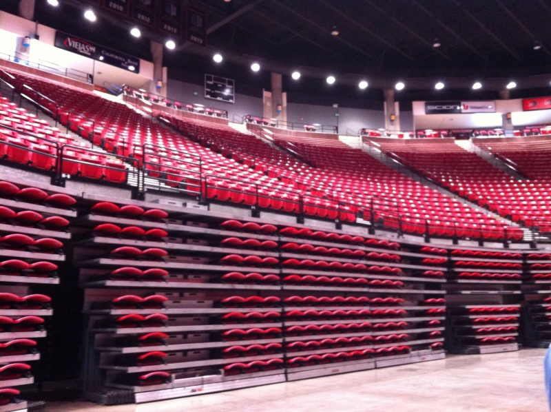 Viejas Arena | Union WELL Expansion | Union Well Inc.